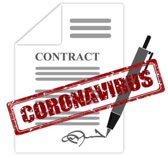 Eccessiva onerosità dei contratti a causa di eventi straordinari ed imprevedibili